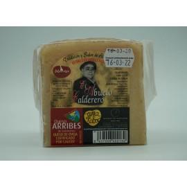 El abuelo calderero - 1/4 queso grande. 0,600 kg aprox.