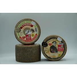 2 quesos semicurados + 1 queso curado pequeños