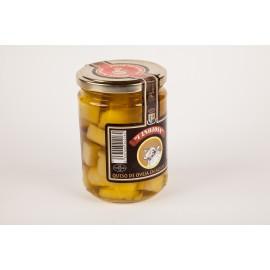 Queso en aceite de oliva - Tarro pequeño