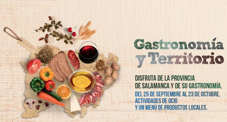 Jornadas Gastronomía y Territorio