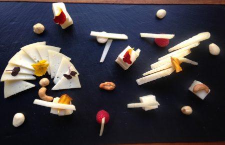 Cómo preparar una tabla de queso