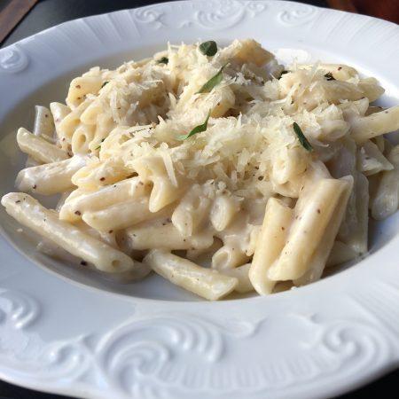 Auténtica receta americana de macarrones con queso