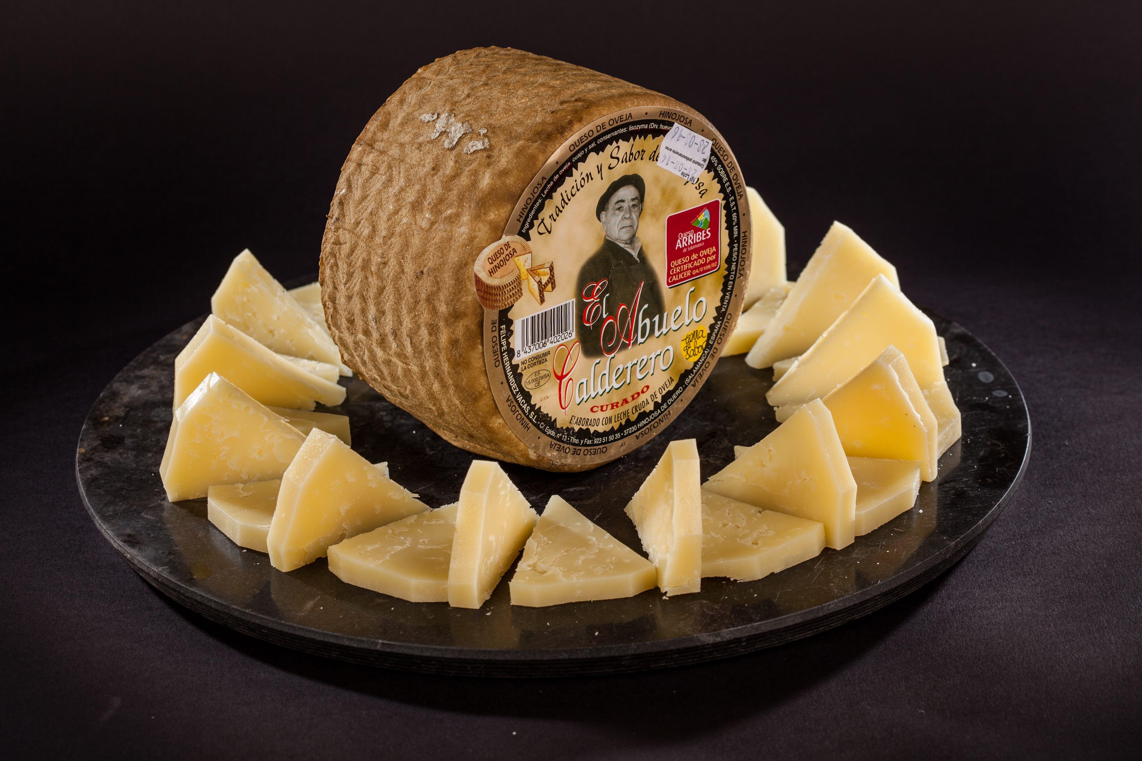 El mejor queso de Salamanca