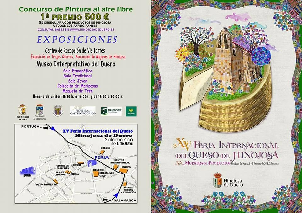 Feria Internacional del queso Hinojosa