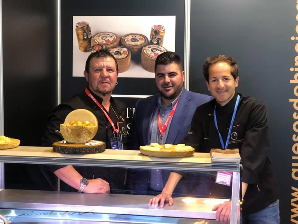 nuestro paso por Salón Gourmets 2019